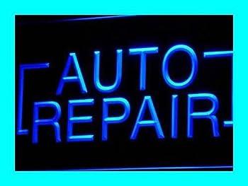 Auto Repair Shop Parts LED Sign Neon Light Sign Display i428-b(c)