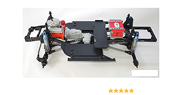 SSD Trail King Pro Scale Chassis - Builders Kit SSD00300 313mm WB RC Scaler