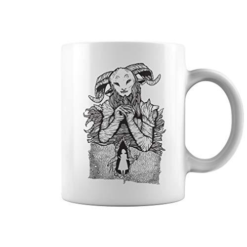 Pans Labyrinth Mug 11 oz Funny Coffe Gift Mug