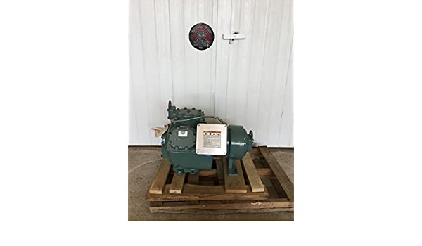 Carlyle Carrier 06ER399300 3 Ph Semi Hermetic Hvac Compressor Nib: Amazon.com: Industrial & Scientific