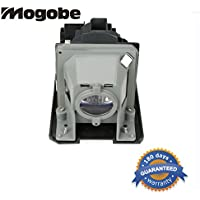 Mogobe NP13LP Compatible Projector Lamp with Housing for NEC NP110; NP115; NP115G3D; P210; P215; P216; V230X; V260; V260X Projectors