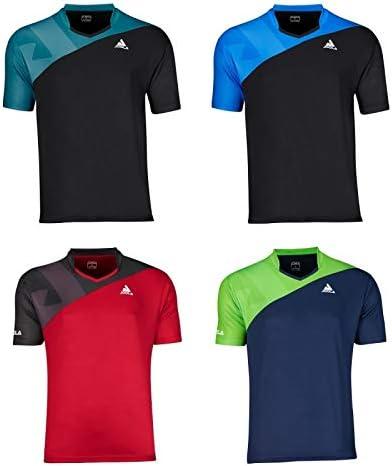 JOOLA T-Shirt Ace Optionen L schwarz//blau