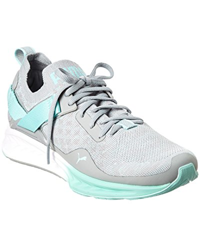 aruba Blue Women's LO WN Sneaker Evoknit Ignite Quarry PUMA Blue Fade Aruba Quarry ax7qPZx