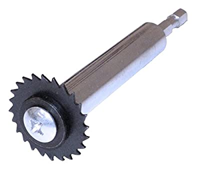 """Superior Tool 37516 1-1/4"""" Internal PVC Pipe Cutter-One and a Quarter Inch Pipe Cutter for PVC"""