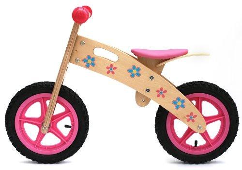 7 opinioni per Ooowee rosa Balance bici di legno