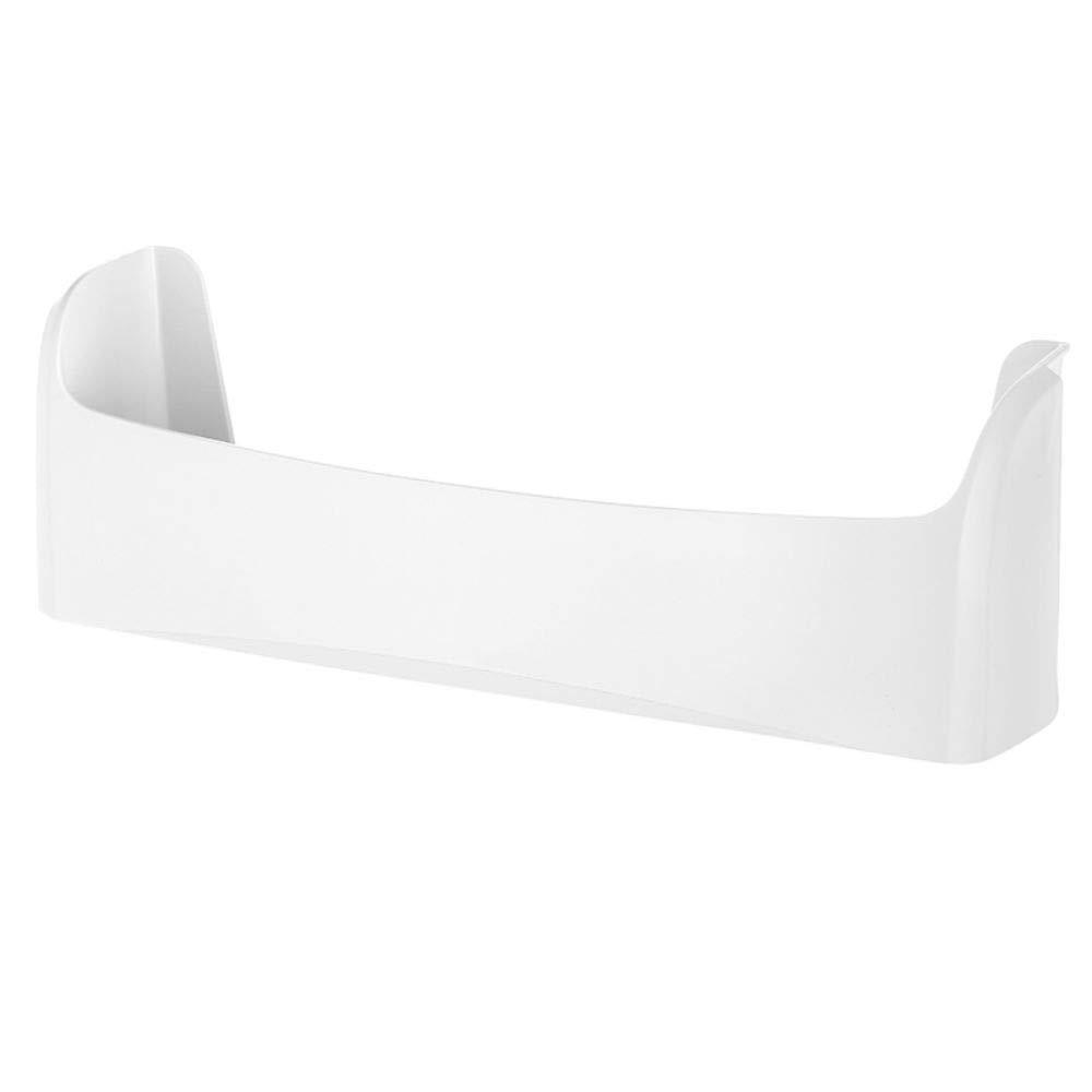 Find A Spare Door Shelf Lower Plastic Tray White for Hotpoint RLA30N RLA33G Fridge Freezers