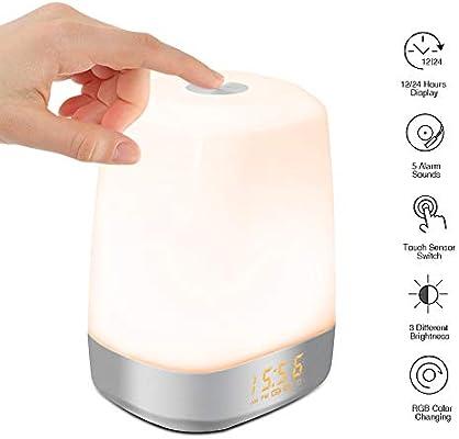 Amazon.com: Lámpara de mesa SOLLED: Home Improvement
