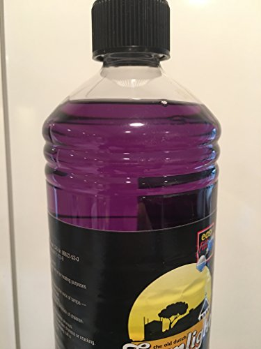 Bright Lights Paraffin Lamp Oil, 1 L, Purple by Bright Lights (Image #2)