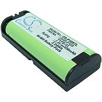 VINTRONS Battery for Panasonic KX-TG2432 KXTG2620 KX-TG2620 KXTG2620B 2.4V 850mAh