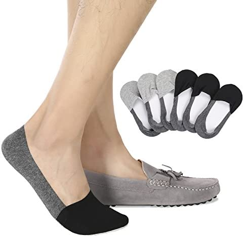 Mens Socks Non Slip Grips Casual product image