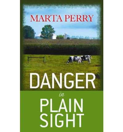 Danger in Plain Sight: An Amish Suspense Novel (Center Point Christian Fiction (Large Print)) - Large Print ( DANGER IN PLAIN SIGHT: AN AMISH SUSPENSE NOVEL (CENTER POINT CHRISTIAN FICTION (LARGE PRINT)) - LARGE PRINT ) BY Perry, Marta( Author ) on Jul-01-2012 Hardcover