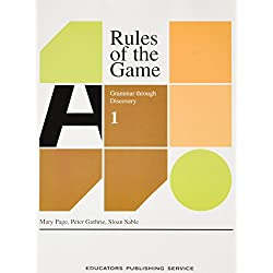 Rules of the Game: Grammar Through Discovery/Book 1/2237