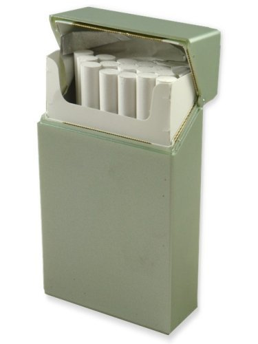Hard Box Full Pack Cigarette Case  100S   Assorted  By Unknown