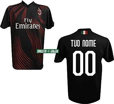 MAESTRI DEL Fútbol Camiseta réplica Third Negra Oficial