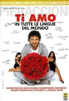 I Dear one You in Every Language in the World [Region 2] by Leonardo Pieraccioni