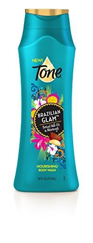 Tone Body Wash, Brazilian Glam, 16 Ounce