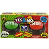 yes no game - Talking Yes & No Buzzer Buttons