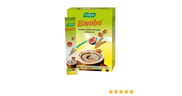 Bambú Soluble 25 Sobres de A.Vogel - Bioforce - Biotta: Amazon.es: Salud y cuidado personal