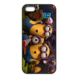 Lovely Minions Cell Phone Case for Iphone 5s