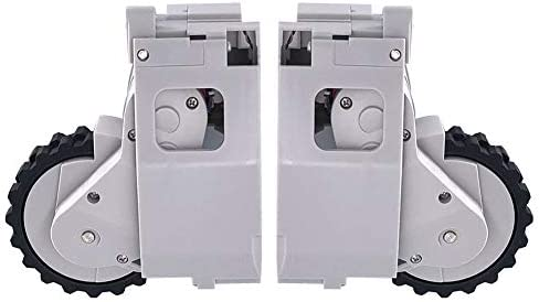 without brand FMN-Home, Caster Motore Insieme Ruota Caster for Xiaomi Mi Robot Aspirapolvere Robot Parti di Riparazione Accessori (Taglia : L Wheel)