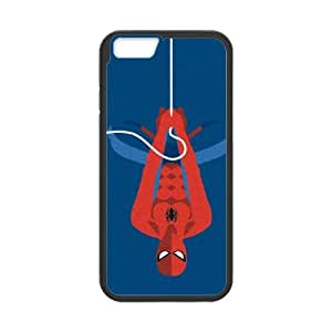 iPhone 6 4.7 Inch Cell Phone Case Black Peter Parker Spider Man Rjlfu