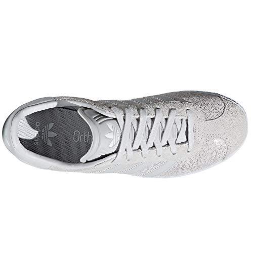 Gazelle Sneaker Donna Gloss Grey E Adidas White Scarpe Rosa Blu TEY11