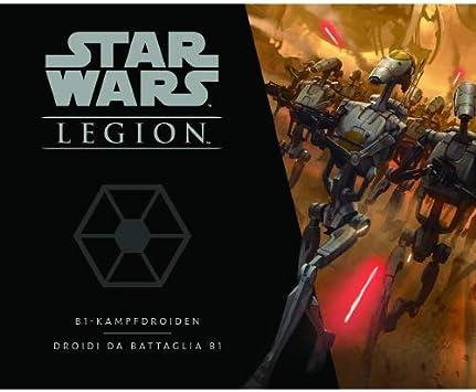 Asmodee Italia Star Wars: Legion-Droide de Battaglia B1 expansión Juego de Mesa, Color, 10243: Amazon.es: Juguetes y juegos
