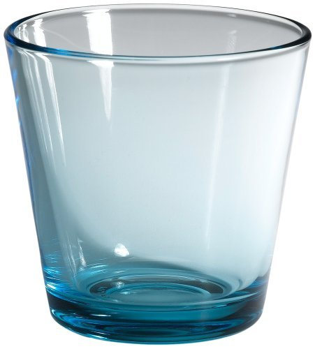 Iittala Kartio 7-Ounce Tumbler Light Blue, Set of 2 by (Kartio Light)