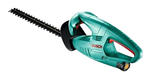 Bosch AHS45-15Li Bosch AHS 45-15 LI Cordless Lithium Ion Hedgecutter Featuring Syneon Chip (Baretool: Supplied without Battery/without Charger) 1 Black