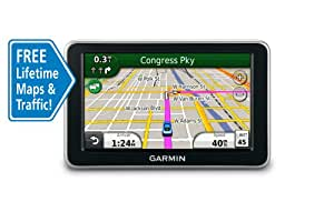 Garmin nüvi 2350LMT 4.3-Inch Widescreen Portable GPS Navigator with Lifetime Traffic & Map Updates (Discontinued by Manufacturer)