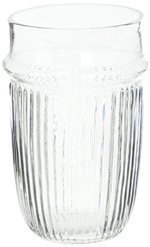 Napa Stemware Wine Glass - Napa Home & Garden Mayfair High Ball Decorative Tumbler, Clear,