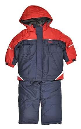 Osh Kosh B'gosh Infant Boys 2Pc Snowsuit With Jumpsuit (18M)