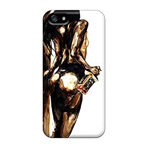 Diycase case Jack Daniels Girl Iphone 4s protective case cover imEvH9nRR0y