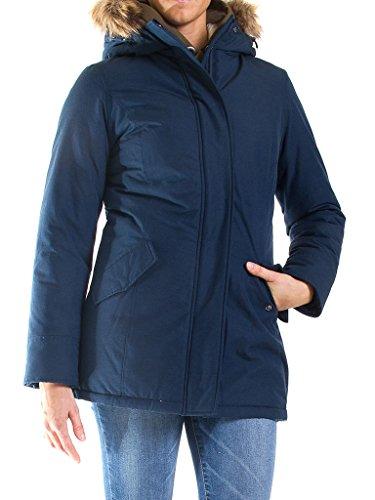 Taille 687 Blue Manche Couleur Parka Normale Femme 482 Longue Unie Carrera Jeans Pour Dark Oqx6z0P