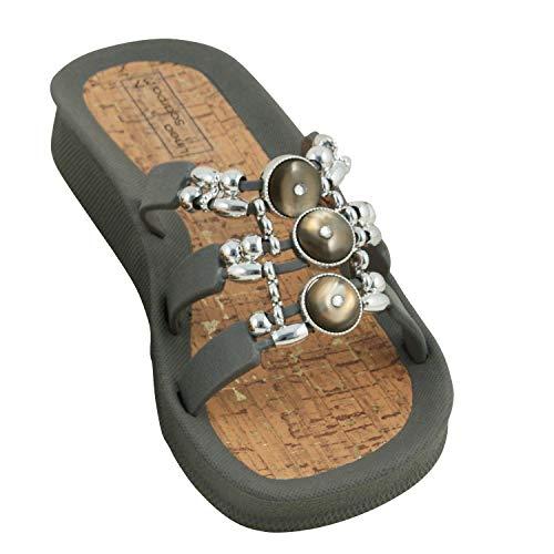 Chania Ultima Da Scarpe Sale Linea Mare Donna Pantofole Scarpa Grigio Stagione 4wqPEpt