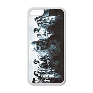Custom Walking Dead Back Cover Case for iphone 4/4s iphone 4/4s LLCC-533