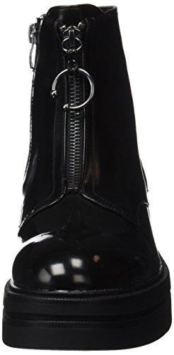 Para Negro Gaia botori Negro Mtng Botas Mujer EwF8xgSq