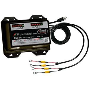 Dual Pro Professional Series Battery Charger - 30a - 2-15a-Banks - 12v/24v