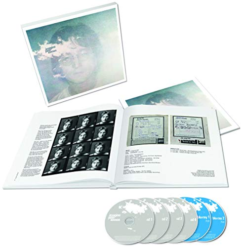 іmаɡіոе 2018 (expanded and remastered, super deluxe boxset 4cd/2blu-ray). uk edition