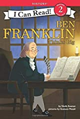 The life of Ben Franklin, a key leader in the founding of the United States, is introduced in this early reader biography.              Ben Franklin was a famous inventor, statesman, and writer who helped the thirteen colonies...