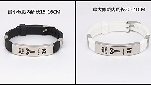 Price comparison product image Generic Kobe_Maadi_library_basketball_ adjustable hand _global_ star _Ai, _Mr._Sam_Owen's_wrist_movement_ hand chain bracelet bangle wristband