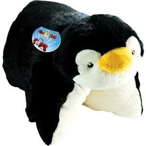 Pillow Pets Pee Wees - Small 11 inch - Playful Penguin