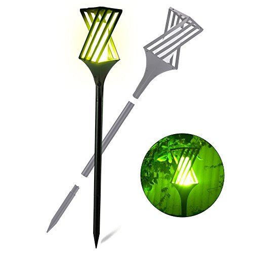 Solar Garden Light With Mosquito Repellent