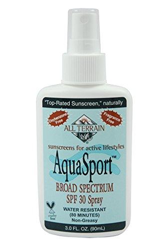 All Natural Spray Sunscreen - 9