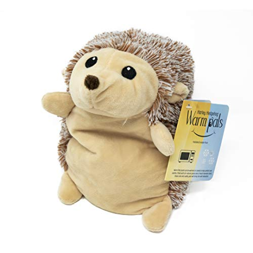 Harley Plush Toy - Warm Pals Microwavable Lavender Scented Plush Toy Stuffed Animal - Harley Hedgehog