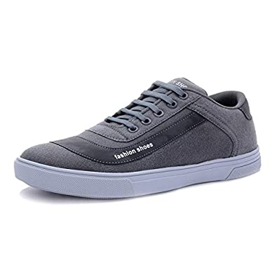 Grey Sneaker Casual Shoes