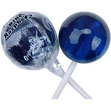 Original Gourmet Lollipops, Blue Raspberry, (Pack of 30)