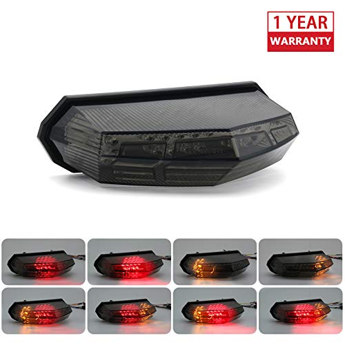 Integrated Led Tail Light in US - 2