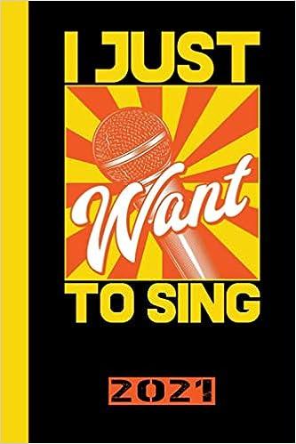 Amazon.com: I Just Want To Sing 2021: Italiano. Calendario per il