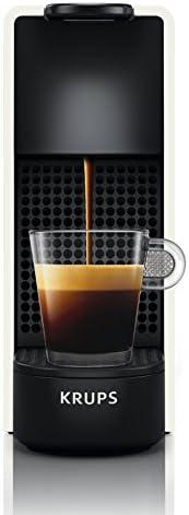 Nespresso Essenza Mini - Machine espresso à capsules - Blanc - Krups YY2912FD
